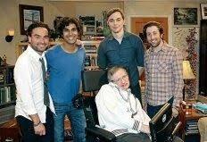 Resultado de imagen de Hawking en TV