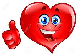 """Résultat de recherche d'images pour """"emoticone coeur"""""""