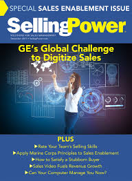 Magazine - Selling Power