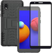 Never miss a moment with google camera, and take fantastic pictures and videos using features such as portrait, night sight, and the video stabilization modes. Amazon Com Samsung Galaxy A01 Core Samsung A01 Core Case With Screen Protector Yiakeng Shockproof Silicone Protective With Kickstand Hard Phone Cover For Samsung Galaxy A01 Core Black
