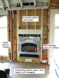 gas fireplace framing exquisite design gas fireplace framing vibrant ideas for gas fireplace rough framing