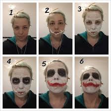 simple joker make up tutorial by charl
