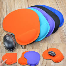 mouse pad with wrist rest support mouse pad silica gel hand pillow memory cotton mouse pad mat for office work mouse pads wrist rests mouse pads