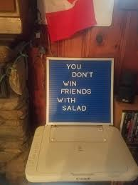 The Only Reason I Bought This Letter Board Was To Display Funny