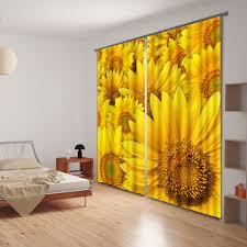 Yellow Curtains For Living Room High Quality Golden Curtain Buy Cheap Golden Curtain Lots From