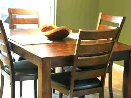 s pub style table with 4 chairs