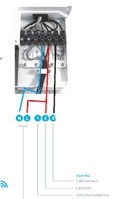 nest heat link control wiring to ideal logic plus boiler