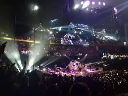 Garth Brooks Bridgestone Arena Seating Chart Bridgestone Arena Section 115 Row Jj Seat 12 Garth