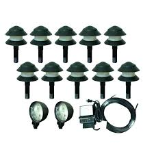 low voltage lighting kits best low voltage landscape lighting kits low