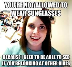 Overly Attached Girlfriend memes | quickmeme via Relatably.com