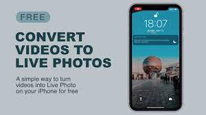 convert video to live photo for free