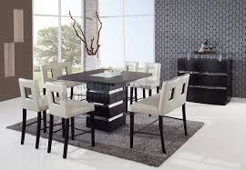 Contemporary Pub Table Set Bar Height Table And Chairs Astounding Outdoor Dining Room Design