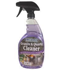 Care Of Granite Countertops In Kitchens Marblelife Diy Best Granite Countertop Cleaner Quartz Cleaner