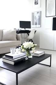 side table decor tips for a perfect coffee table styling black coffee tables side table decor