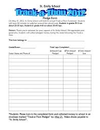 sponsorship forms for fundraising sponsorship forms for fundraising best and professional templates
