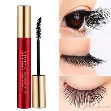 amazing maa waterproof not blooming lengthening curling deep black eye lash thick maa eye cosmetics makeup bridal makeup eye makeup from juntao88