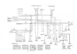 honda 250ex wiring diagram wiring diagram update 2003 Honda 400Ex Wiring Schematic at 01 Honda 400ex Wiring Diagram