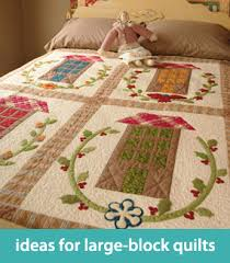 Stitch This! The Martingale Blog & Ideas for large-block quilts Adamdwight.com