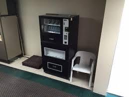 Empty Vending Machine Stunning EMPTY VENDING MACHINE Picture Of Americas Best Value Inn Niagara