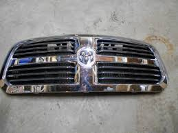 Details about 14 15 16 17 Dodge Ram 1500 Lone Star - Big Horn Grille Assembly READ DESCRIPTION