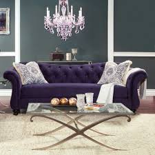 purple living room furniture. If Painting The Walls A Bold Color Isn\u0027t For You, But You Still Purple Living Room Furniture D