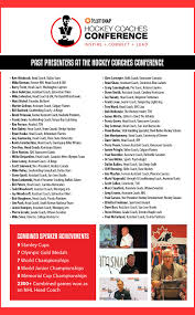 full roster of past presenters