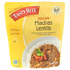tasty bite indian madras lentils 10 oz 285 g