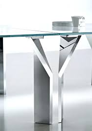 metal furniture legs modern. Modern Steel Furniture Stainless Kitchen Table Legs Metal Uk . O