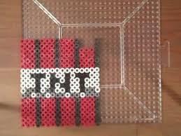 perler bead tutorial minecraft tnt minecraft perler bead tutorial minecraft tnt