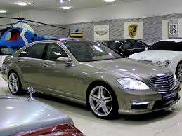 Image Gallery 2010 mercedes s500