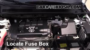 replace a fuse 2006 2012 toyota rav4 2010 toyota rav4 sport 2 5l Cover for 2010 RAV4 Engine replace a fuse 2006 2012 toyota rav4