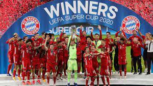 Fußball: FC Bayern gewinnt Super Cup gegen FC Sevilla - ZDFheute