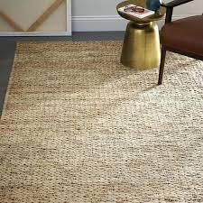 natural jute rug west elm barley twist jute rug natural natural jute rug 5x8