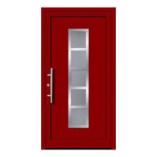 Haustür Rot Kaufen Haus Nebeneingangstüren In Rot