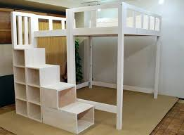 Bunk bed with stairs plans Stair Blueprint Image Of Loft Bed With Stairs Ideas Diy Plans Bunk Beds With Stairs Bed Plans Kindery Bunk Bed Plans All Modern Home Designs Bedding For Stairs With