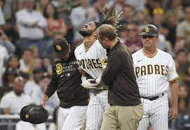 Fernando Tatis Jr. exits Padres loss ...