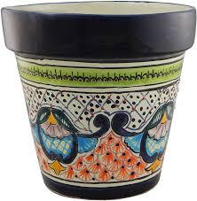 Pottery Indoor Outdoor Garden Decor Ceramic Pot Gardening Plant ...