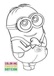 Small Picture Download Coloring Pages Minion Coloring Pages Minion Coloring