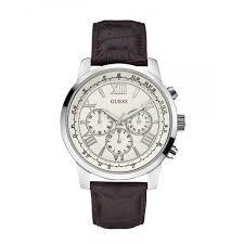 guess horizon chronograph silver w0380g2 men s watch new fashion guess horizon chronograph silver w0380g2 men s watch