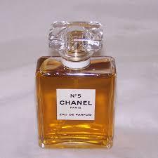chanel 1 7 oz. chanel no 5 eau de parfum perfume spray 1.7 oz glass top 1 7