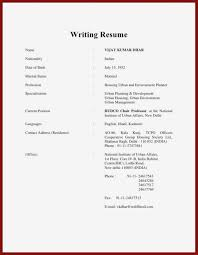 Preparing A Resume How To Prepare Resume Barraques Org