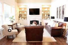 breathtaking accent chair with brown leather sofa wall color rug for living with