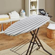 ironing board furniture. better homes and gardens wide top ironing board pad cover ticking stripe walmartcom furniture 7
