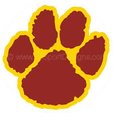 red bulldog paw clipart. Delighful Paw To Red Bulldog Paw Clipart