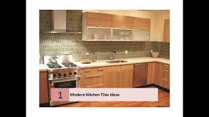 Modern Kitchen Tiles Modular Kitchen Cabinets And Designs Modern Kitchen With