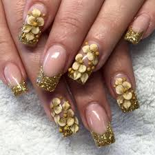 25 Acrylic Nail Art Ideas to Try this Year – Inspiring Nail Art ...