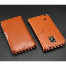 whole kld royale series genuine leather wallet case tpu back cover for samsung galaxy note