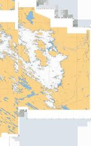 Lake Muskoka 1 Marine Chart Ca6021a_1 Nautical