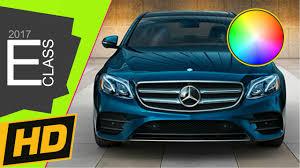 Mercedes Paint Colour Chart 2017 Mercedes E Class Paint Colors