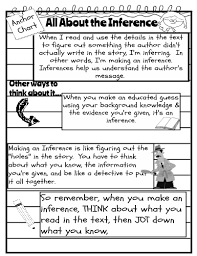 Rl 4 1 Anchor Chart Anchor Chart All About The Inference